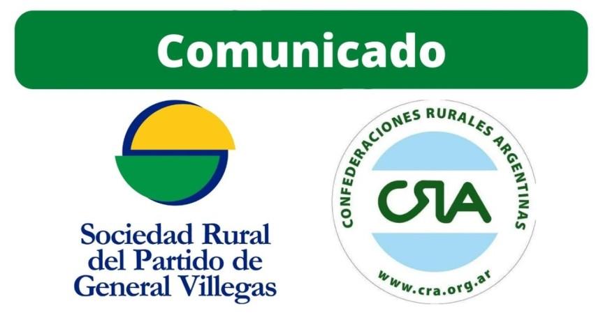 Declaración de CRA ante rumores de Derechos deExportación