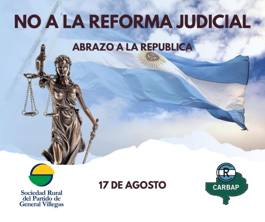 La reforma judicial es inoportuna y no aporta a recuperar laconfianza.