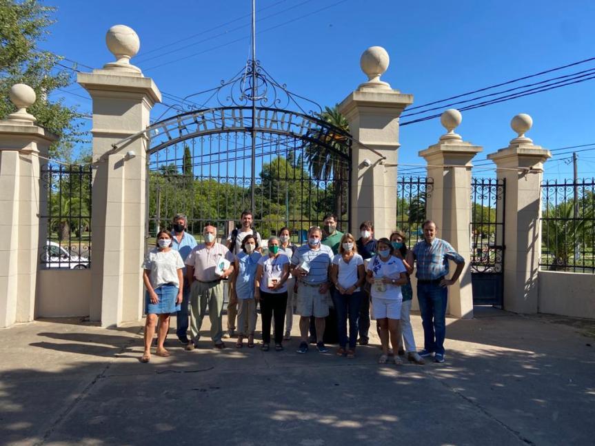 CARBAP – La comisión de Educación se reunió en Bolívar y la SRPGV dijopresente