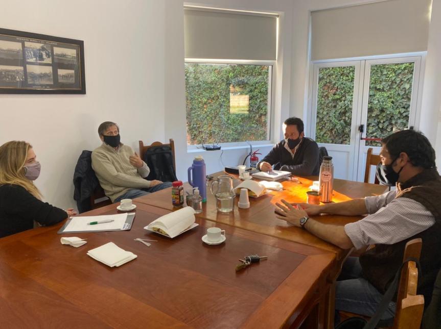 La Sociedad Rural del Partido de General Villegas participó de dos reuniones claves para el sectoragropecuario