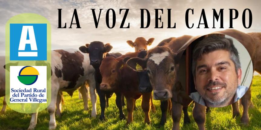 """La Voz del Campo: """"Se puede producir generando el menor impacto posible alambiente"""""""